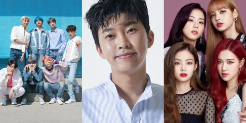 BLACKPINK, BTS, Lim Young Woong