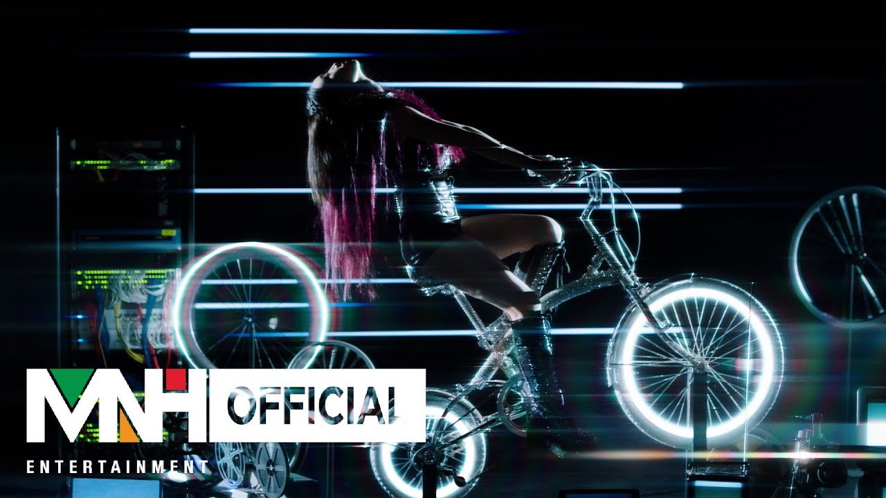 Image result for kim chung ha bycicle