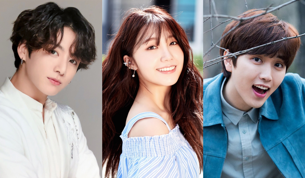 K Pop Idols Who Are From The Wonderful City Of Busan Allkpop