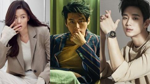 Bae Doo Na, Hyun Bin, Jun Ji Hyun, Kim Hye Soo, Kim Soo Hyun, Lee Jun Ki