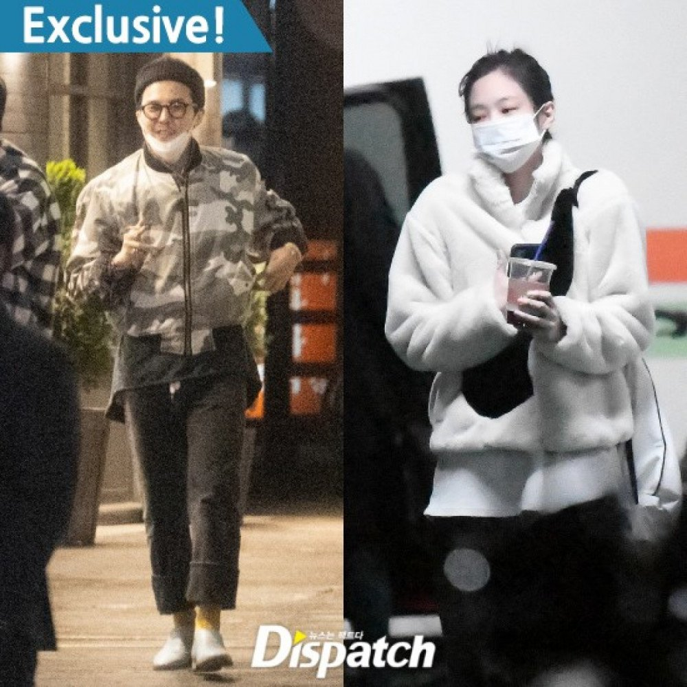 BREAKING BLACKPINKs Jennie and GDragon are dating allkpop