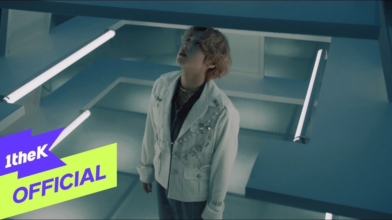 Park Ji Hoon gets beamed up in 'Call U Up' feat. Lee Hi concept trailer |  allkpop