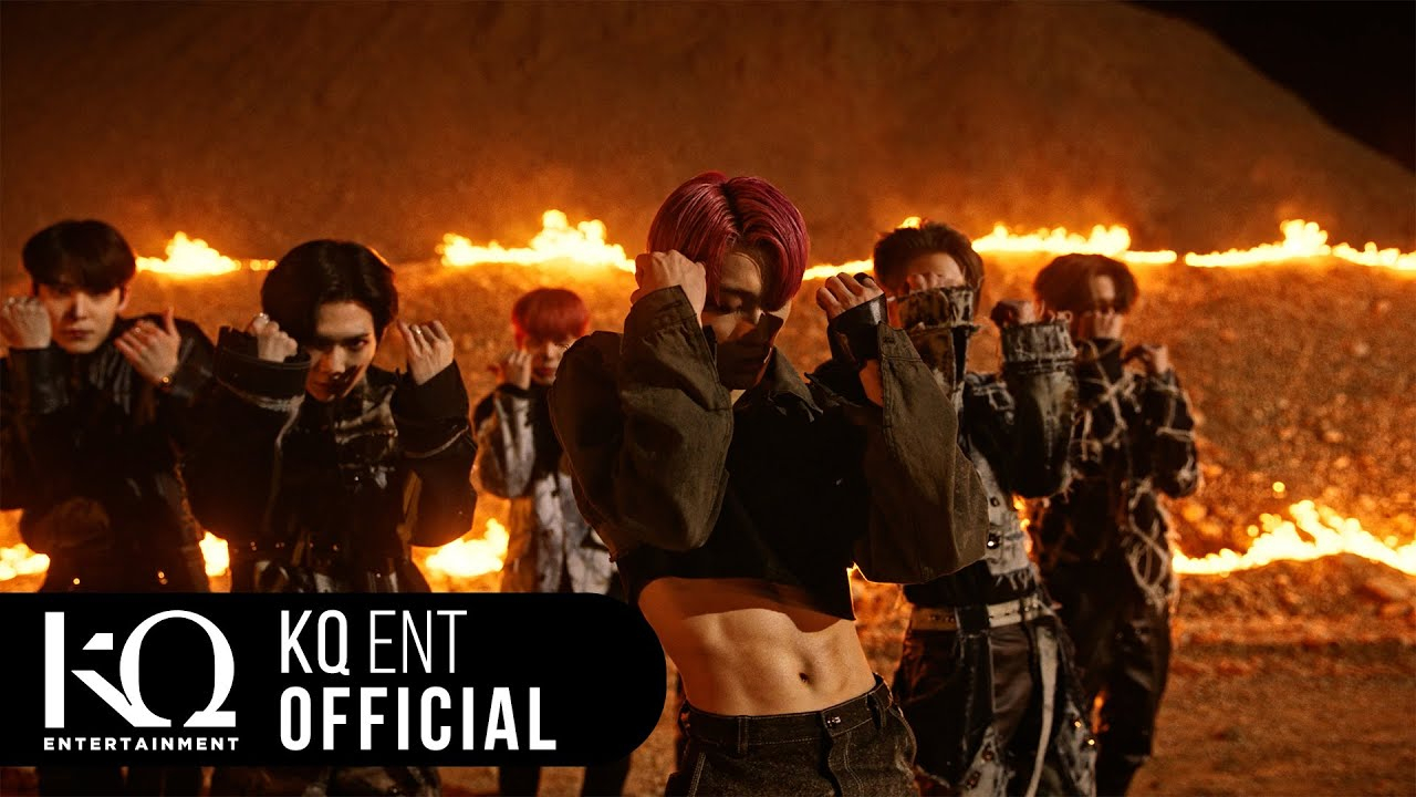 ATEEZ heat it up in 'Fireworks (I'm the One)' performance preview video    allkpop