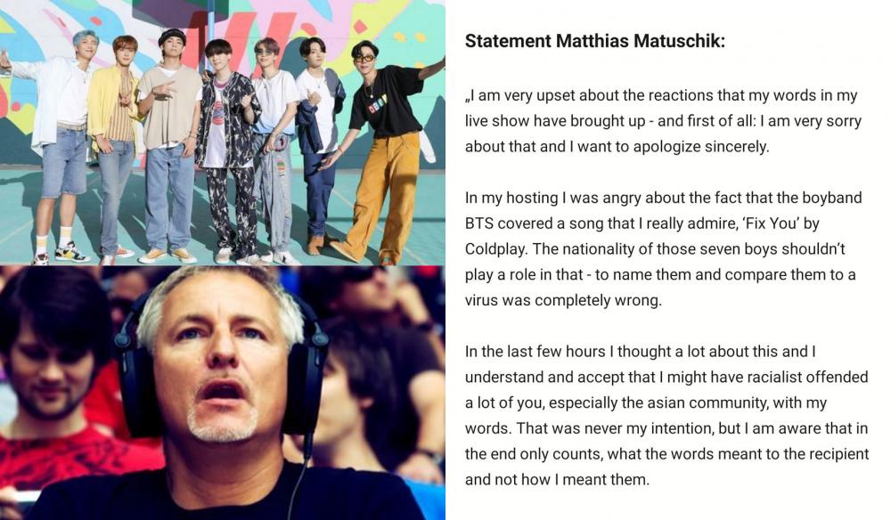 Samakan BTS Dengan Covid-19, Halsey Kritik Penyampai Radio