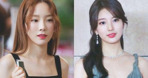 ChoA, Taeyeon, Suzy, Kyung Li, Solbi, HyunA