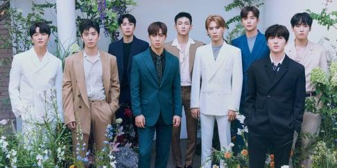 SF9, Rowoon, Inseong, Youngbin, Jaeyoon, Dawon, Zuho, Taeyang, Hwiyoung, Chani