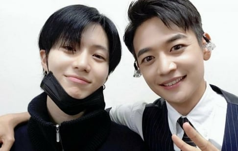SHINee, Minho, Taemin