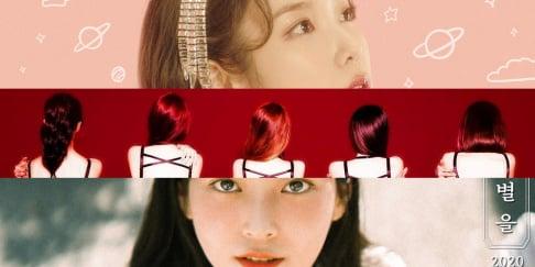 BLACKPINK, Brave Girls, BTS, Jang Bum Joon, IU, 10cm