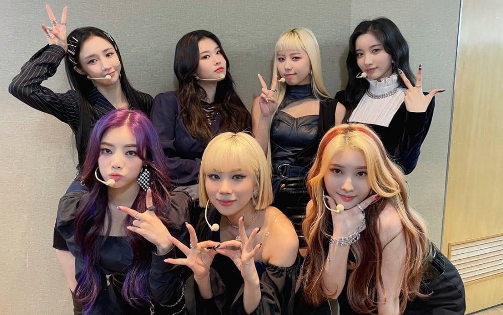 Netizens impressed by Purple K!SS live singing   allkpop