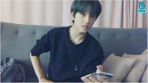 INFINITE, Seventeen, Seungkwan