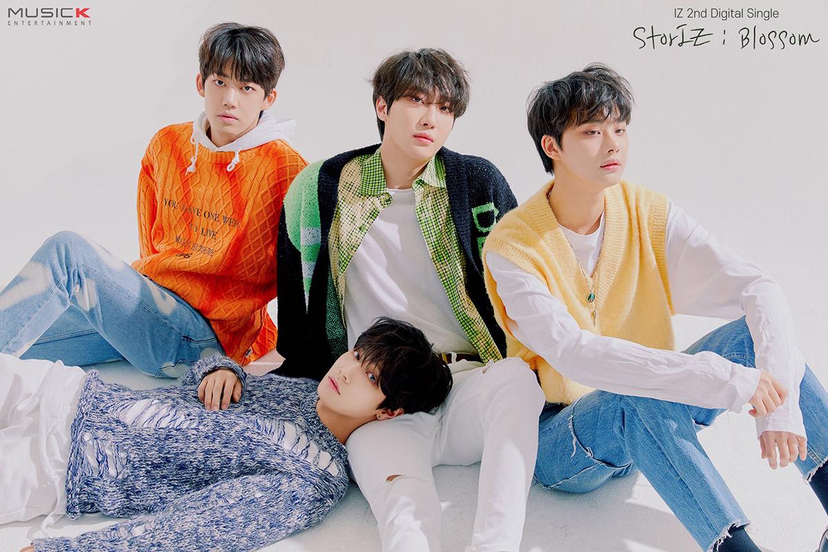 IZ are 'Missing U' in sentimental comeback photos | allkpop