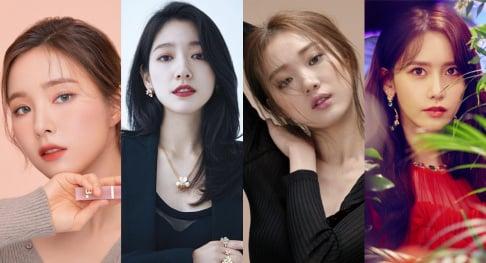 YoonA, Go Ara, Ha Yeon Soo, Kim Tae Ri, Lee Sung Kyung, Lim Soo Hyang, Park Bo Young, Park Shin Hye, Seo Ye Ji