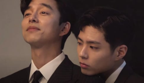 Gong Yoo, Park Bo Gum