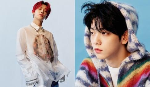 TXT, Yeonjun, Soobin
