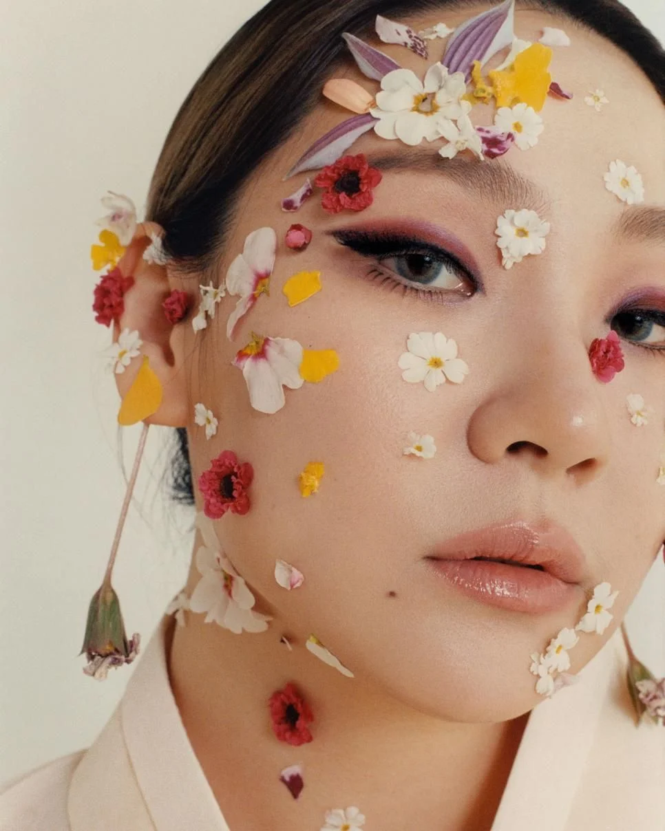 Cl Featured On The Cover Of Allure