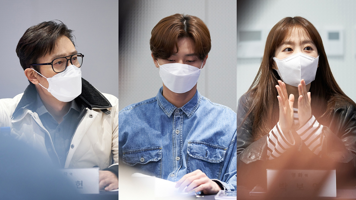 Lee Byung Hun, Park Seo Joon, & Park Bo Young begin filming for new disaster film 'Concrete Utopia'