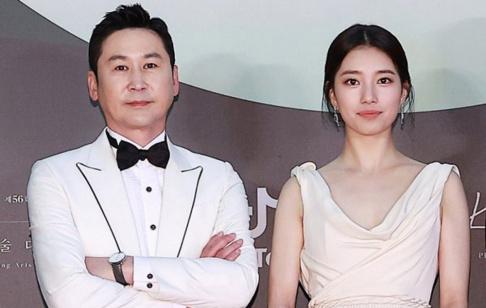 Suzy, Shin Dong Yup