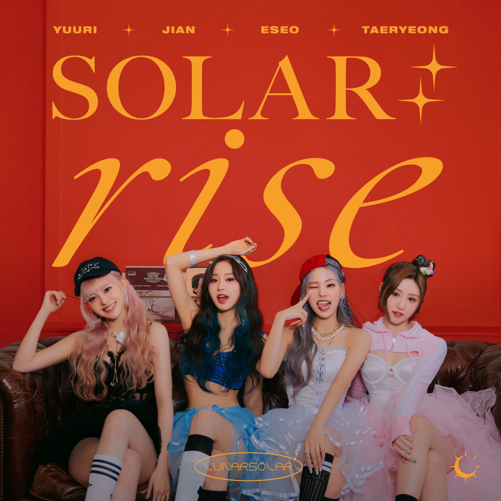 Photo of [ALBUM & MV REVIEW] LUNARSOLAR – 'SOLAR : rise'