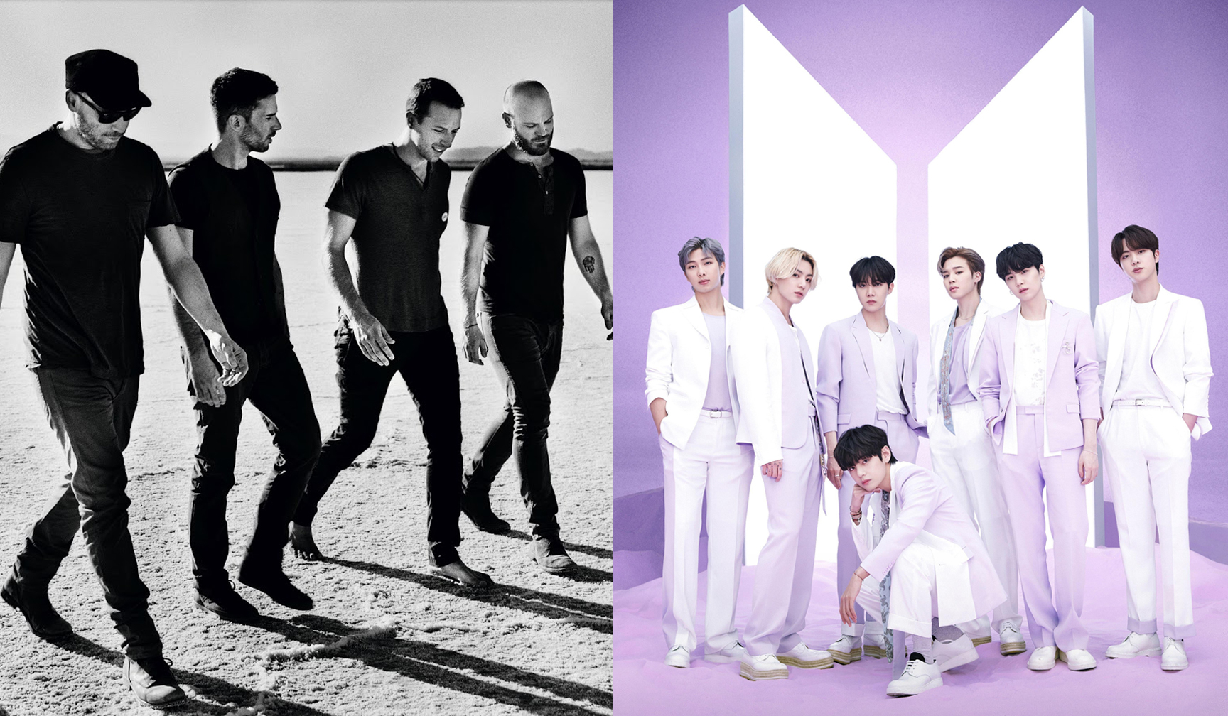 Coldplay spotted in South Korea, netizens wonder about a possible collaboration with BTS
