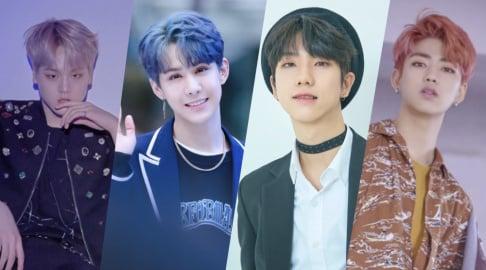 Crush, Dynamic Duo, Solji, Leeteuk, Eunhyuk, Yesung, 1THE9