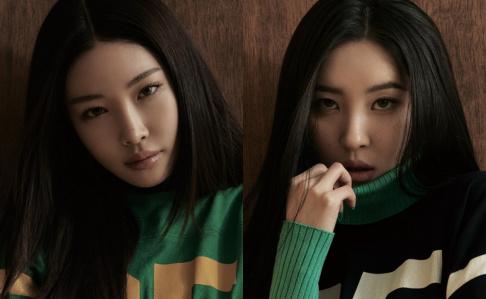 Kim Chung Ha, Sunmi