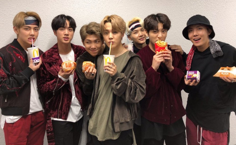 McDonald's to launch 'BTS Meal' in 50 countries as part of ongoing limited-edition celebrity meals promotion | allkpop
