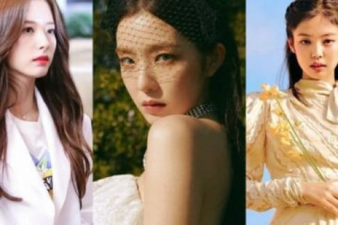 Jennie, Krystal, Kim Do Yeon