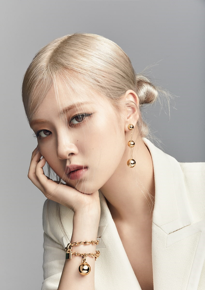 BLACKPINK's Rose Becomes Global Face Of 'Tiffany & Co.'