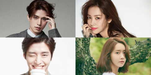 YoonA, Han Ji Min, Kang Ha Neul, Kim Young Kwang, Lee Dong Wook, Lee Jin Wook, Lee Kwang Soo, Seo Kang Jun
