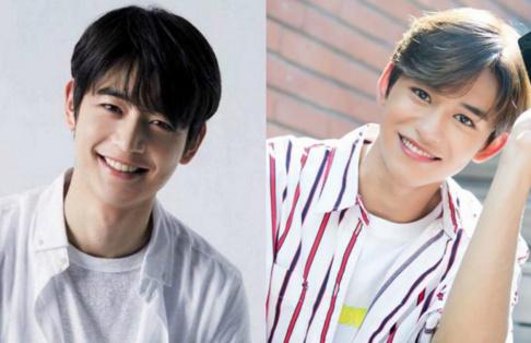 NCT, Lucas, SHINee, Minho