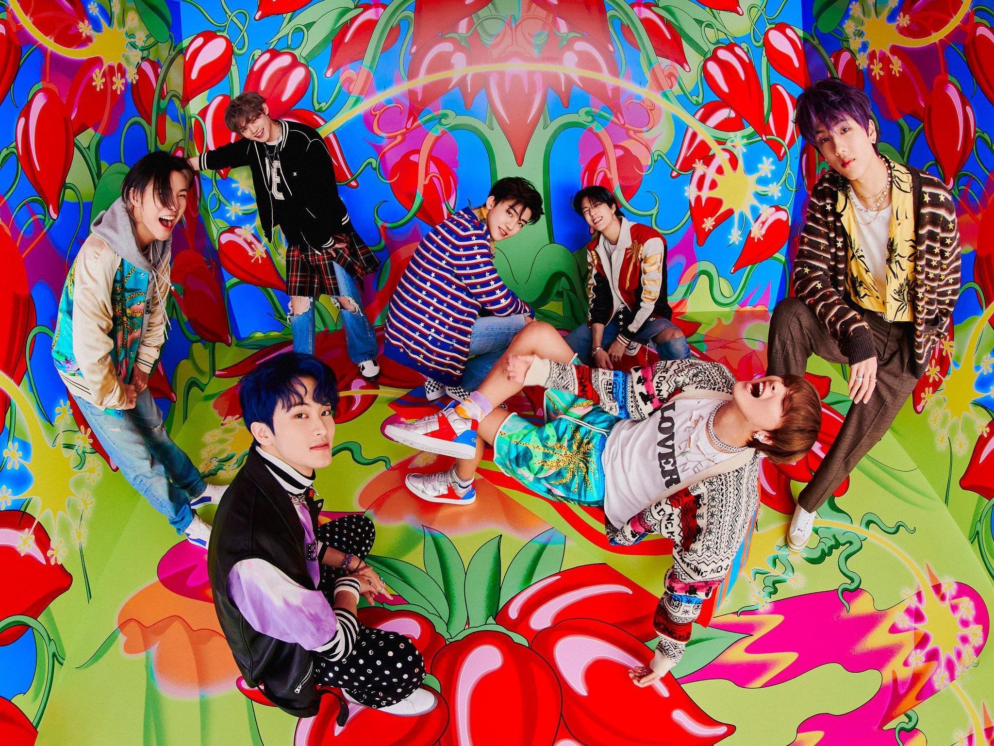 NCT Dream unveils fun group concept photos for their upcoming album 'Hot Sauce' | allkpop