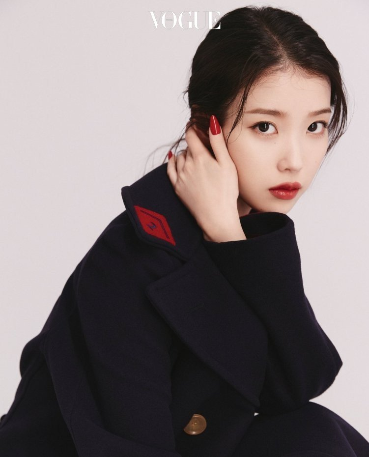 IU is a stunning 'Gucci Beauty' muse for 'Vogue'