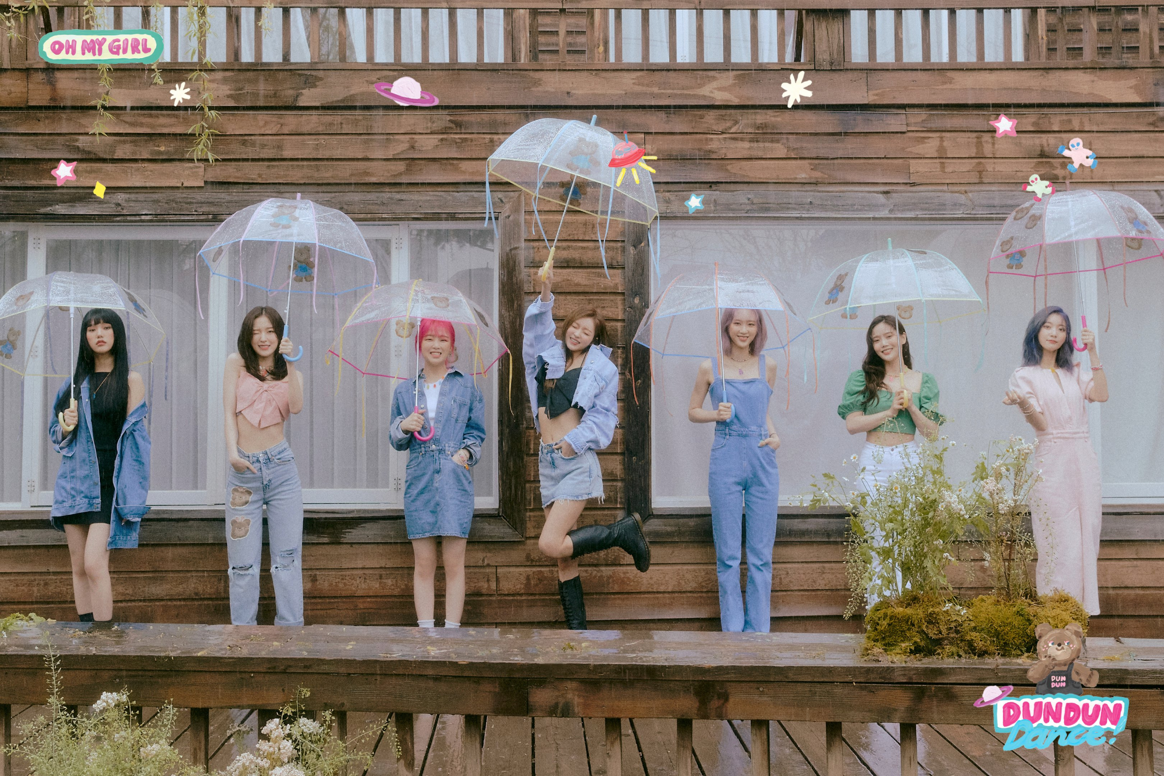 Oh My Girl Members Profile Updated: Who are They and Where