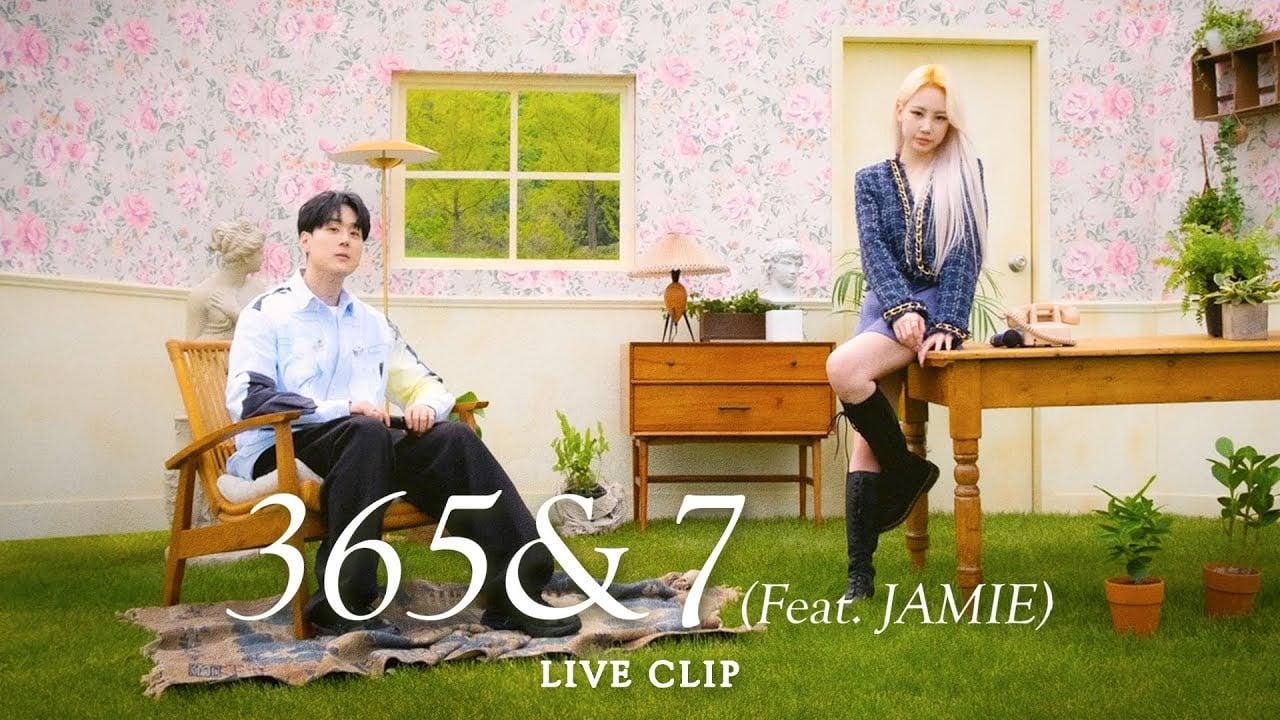 pH-1 & Jamie drop live MV for romantic spring track '365&7' | allkpop
