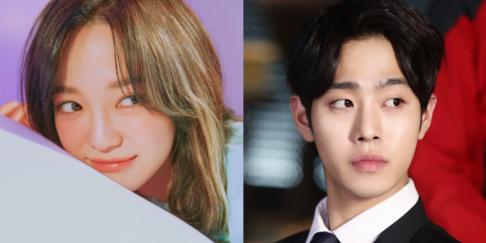 Ahn Hyo Seop, Kim Se Jung