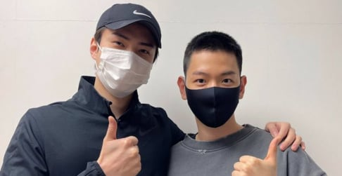 EXO, Sehun, Baekhyun