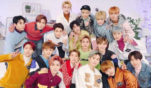 NCT, NCT U, WayV, NCT 127, NCT Dream