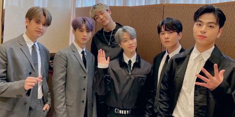 iKON, Donghyuk, Taeyang, The Boyz