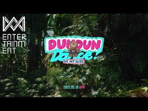 Oh My Girl shines in the MV teaser for upcoming dance-pop banger 'Dun Dun Dance'