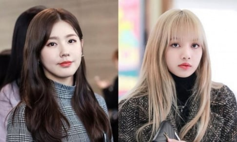 BLACKPINK, Lisa, (G)I-DLE, Miyeon