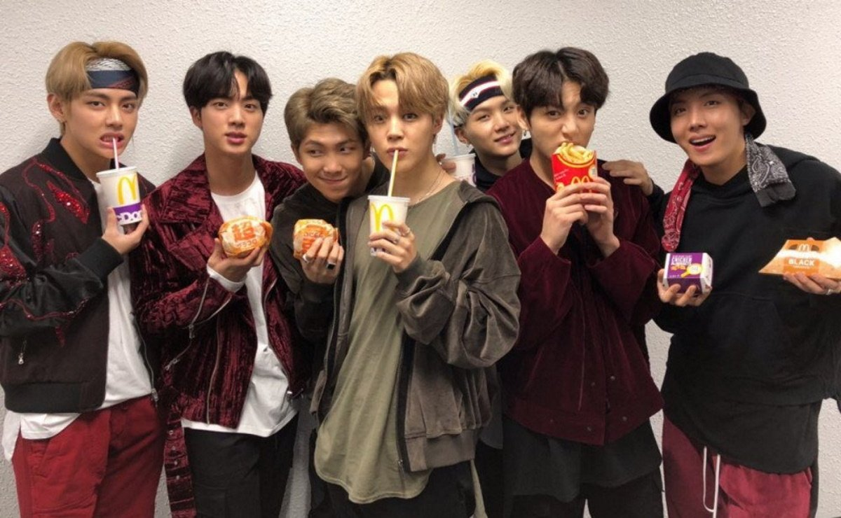 McDonald's reveals official schedule for 'The BTS Meal'