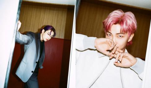 BTS, Jungkook, RM (Rap Monster)