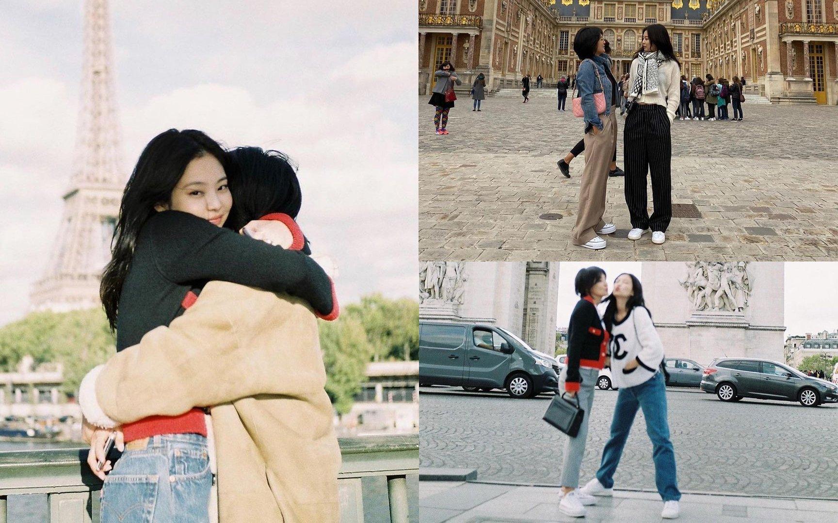 Netizens say BLACKPINK Jennie's mom is a fashionista   allkpop
