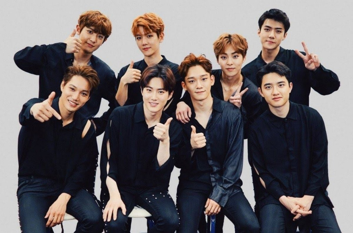 Awesome Exo Allkpop wallpapers to download for free greenvirals