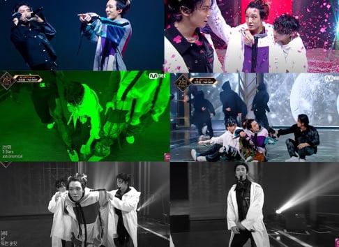 Sunwoo (Dabin), iKON, Bobby, SF9, Hwiyoung, The Boyz