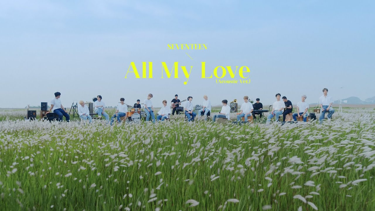 Seventeen feel the breeze in special MV for 'All My Love' acoustic version  | allkpop