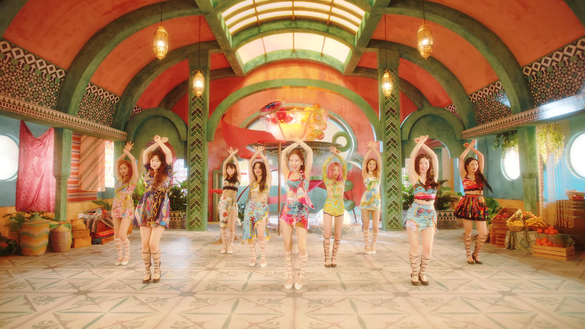 """TWICE members dance to the beat in second MV teaser for """"Alcohol-Free"""" 