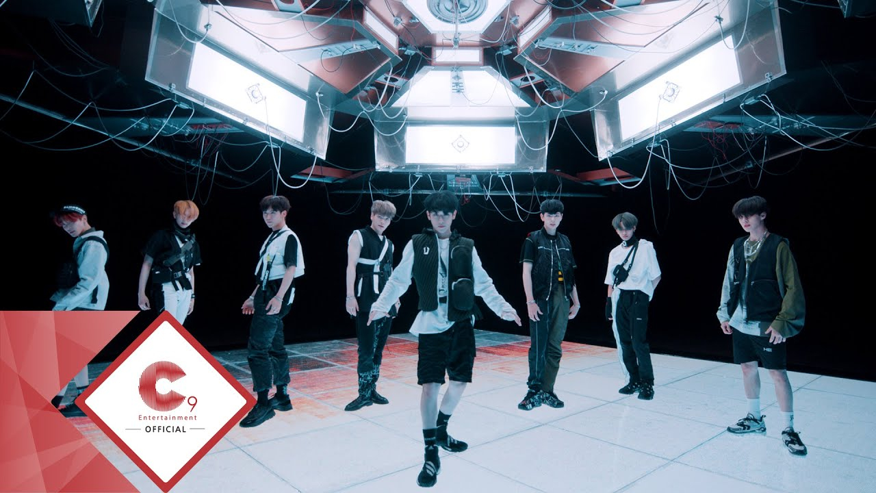 EPEX start digital countdown in debut 'Lock Down' MV | allkpop