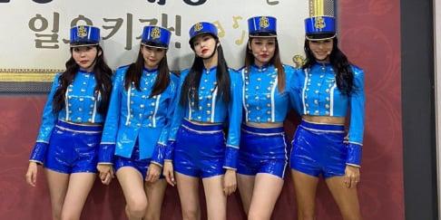 After School, Jung Ah, Jooyeon, Raina, Kahi, Key