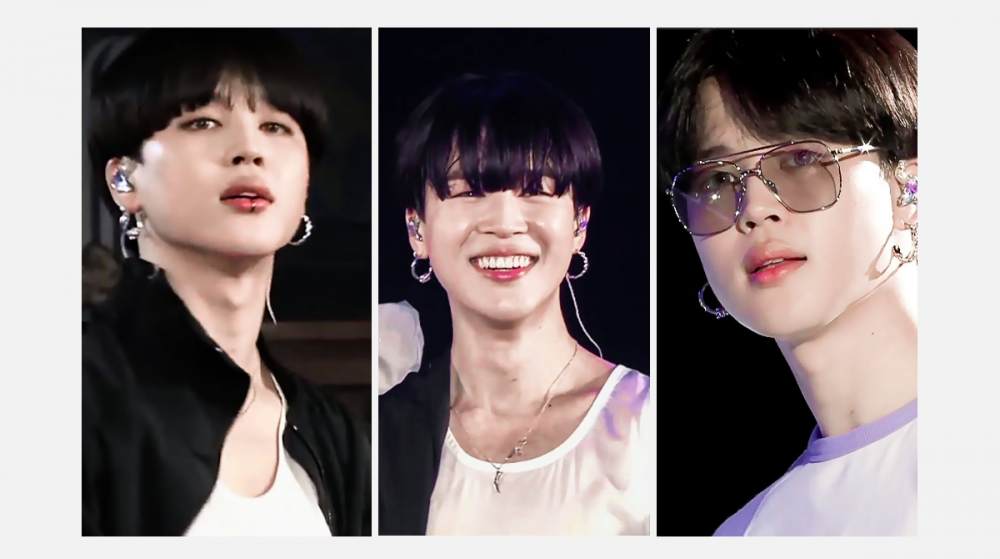 BTS' Jimin sizzles with his powerful stage presence and deadly duality at the BTS 2021 Muster